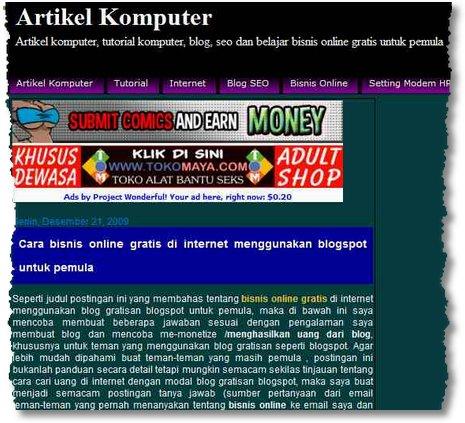 artikel-komputer