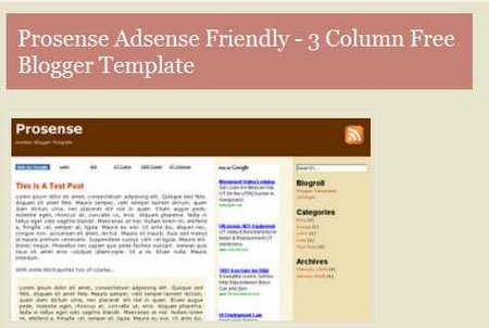 Prosense-themes